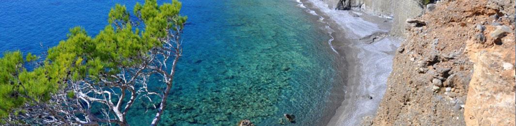 Pictures of Agia Fotia beach