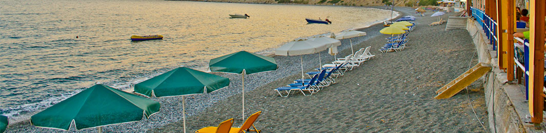 Myrtos beach-Ierapetra (photo)