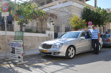 Cretan Villa offers transportation form Heraklion airport or port to Ierapetra